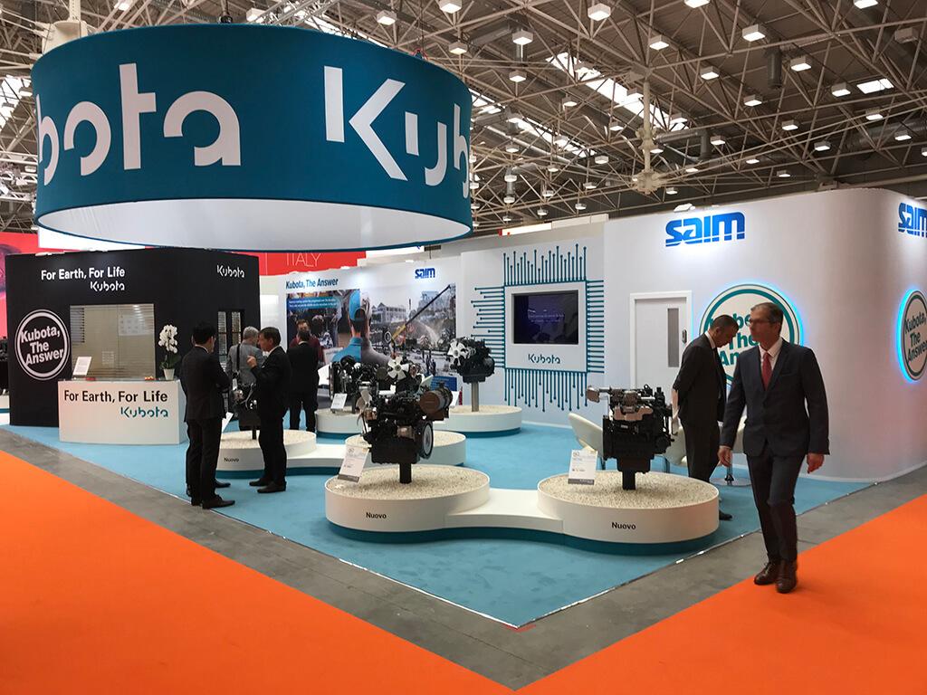 Exhibition Schedule Kubota Engine Site